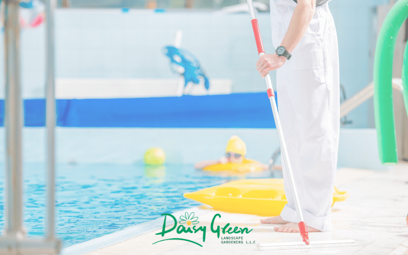 Swimming pool maintenance companies Dubai